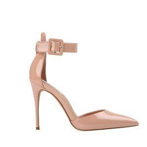 Steve Madden Desire High Heel Sandal in Pale Pink